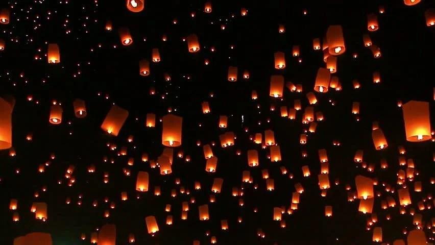 Light Lantern Mn Festival