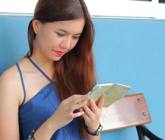 Woman Holding Android Phone Stock Video Footage K And Hd Video Clips Shutterstock