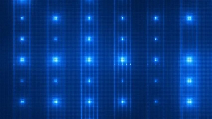 Blue Led Flood Light