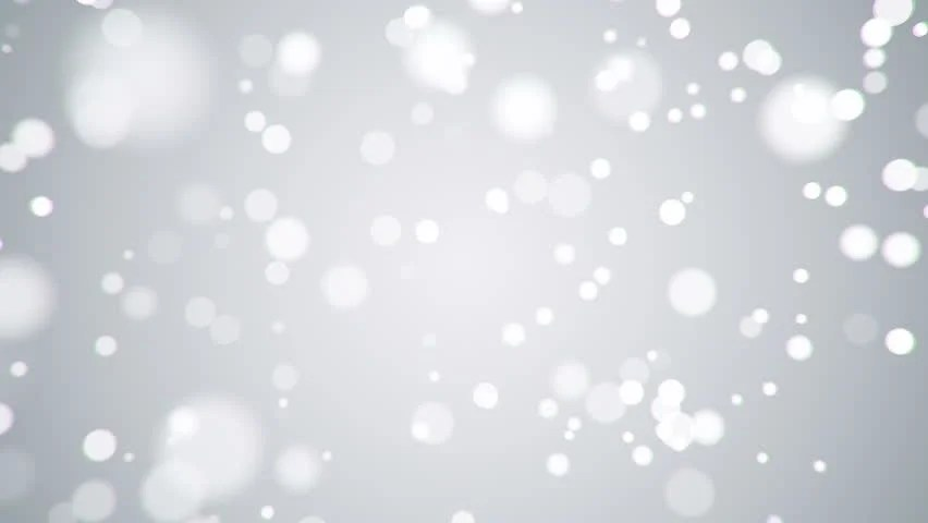 Abstract Lights Bokeh Grey Background Elegant Animation