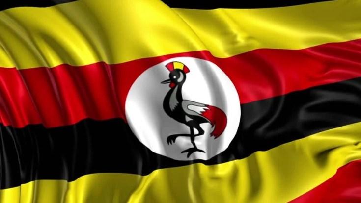 Image result for uganda flag