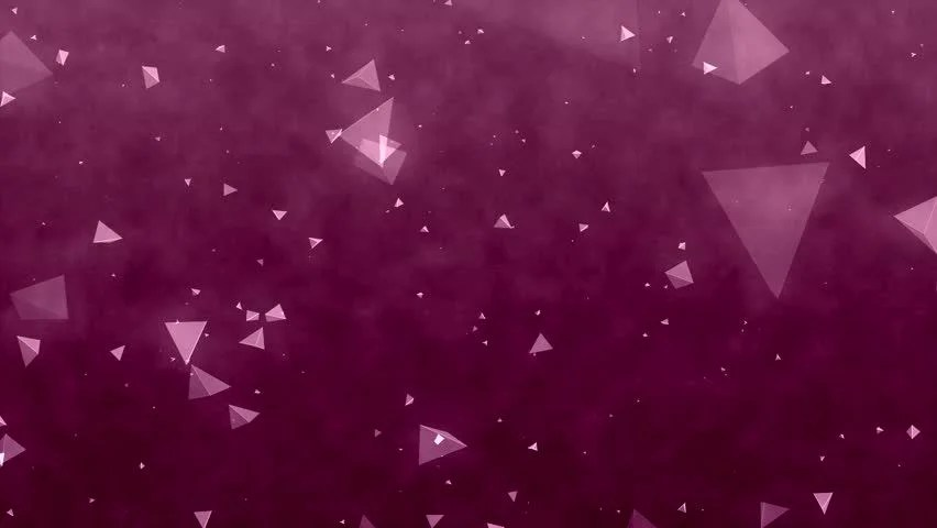 Burgundy Background Polygonal Animation High Definition Abstract Motion Backgrounds Ideal For