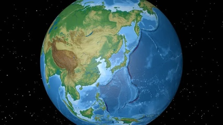 Stock video of asia physical world globe   continents    7824136     Stock video of asia physical world globe   continents    7824136    Shutterstock