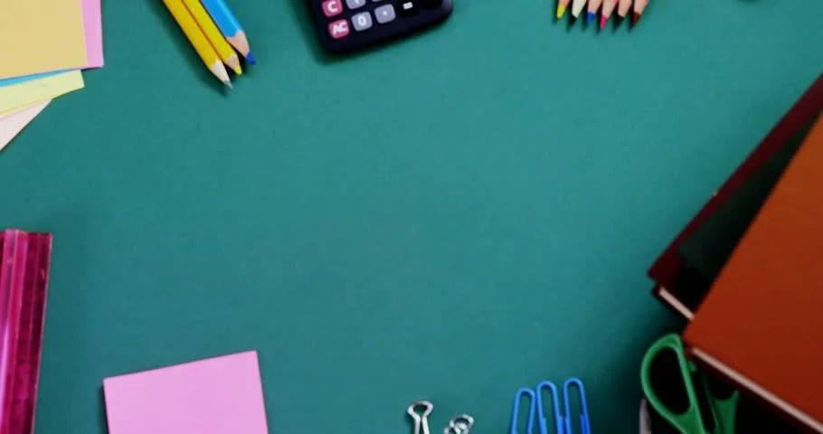 Art Office Supplies Clip