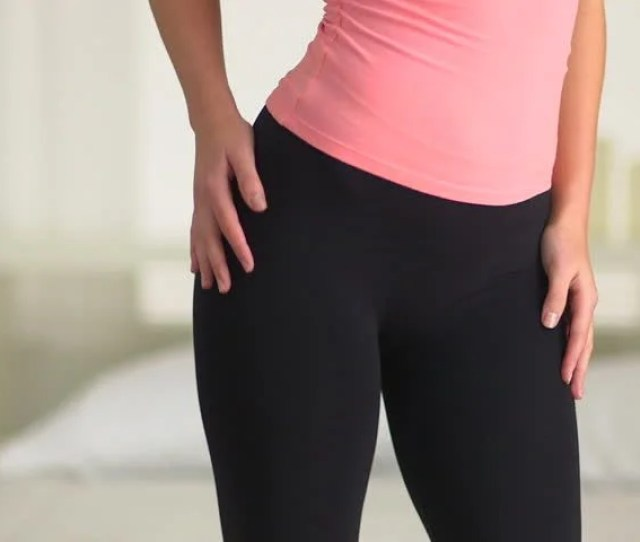Young Woman Dancing In Yoga Stock Footage Video  Royalty Free  Shutterstock