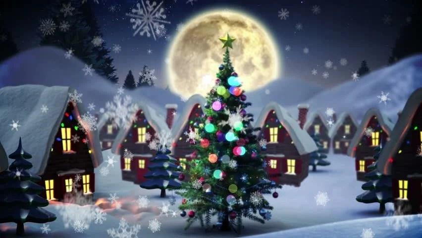 Silent Night Christmas Nativity Animation The Last 10