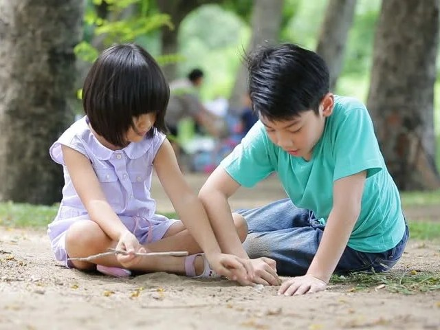 Image result for asians kids playing