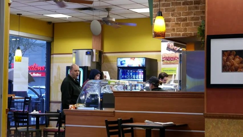 Fast Food Restaurants Canada