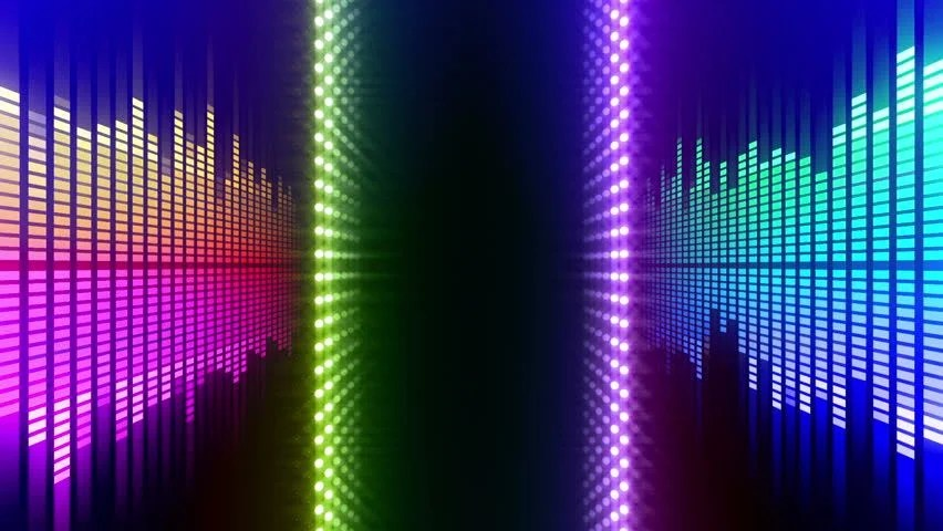 Led Disco Wall Stock Footage Video 100 Royalty Free