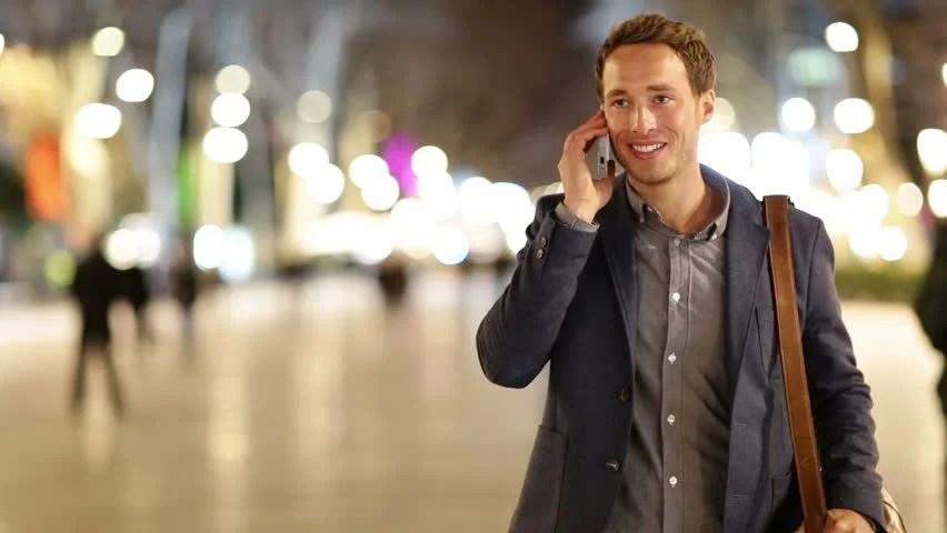 Image result for handsome men on phone