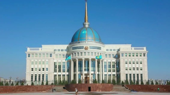 Image result for Ak Orda Presidential Palace, Astana, Kazakhstan