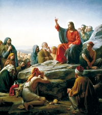 bergpredigt