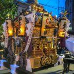 今年は3年に一度の本祭!『小野照崎神社』