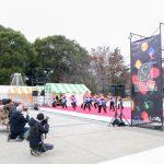 今年も寒さの中開催!『東京ダンスフェスティバル』