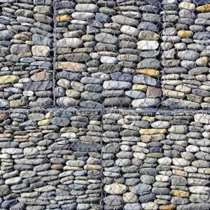 19 JRSTN-019 Natural Gravel Stone Bronjong