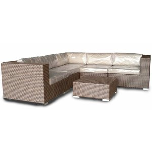 23 JRSR-Set Agung Corner Sofa