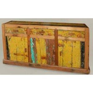 58 JRBW-04 Dresser 3 Doors 3 Dwrs A