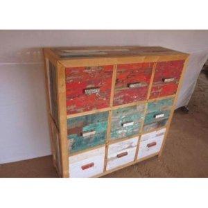 62 JRBW-07 Dresser 9 Dwrs