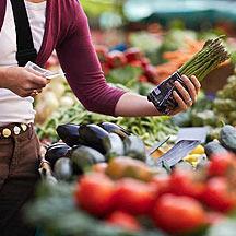 Market produce