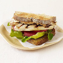 Grilled Chicken Sandwich Chipotle Mayonnaise