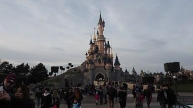 Sleeping beauty Pink castle <3