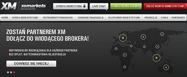 XM opinie i recenzja brokera forex