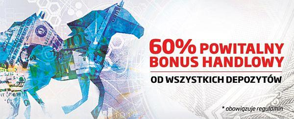 ironfx bonus 60 premia promocja brokerzy forex opinie