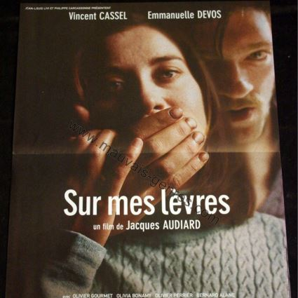 sur-mes-levres-french-movie-poster