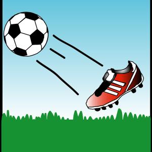 soccer, soccer ball, soccer shoe