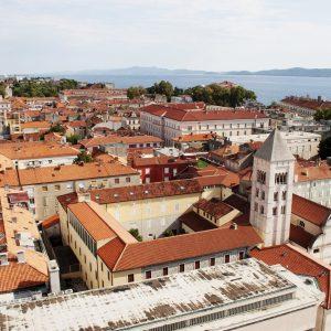 zadar, city, history