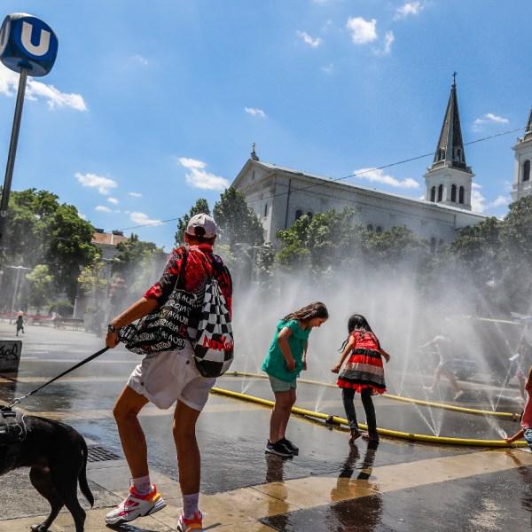 Beč nudi niz rješenja protiv ljetnih vrućina