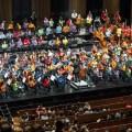 Barış İçin Müzik Vakfı çocuklar konseri