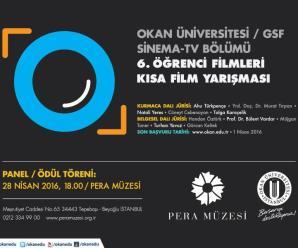 Okan Üniversitesi Kısa Film Yarışması