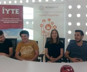 İYTE öğrencileri Microsoft'un Uluslararası Imagine Cup Yarışması'nınTürkiye birincisi