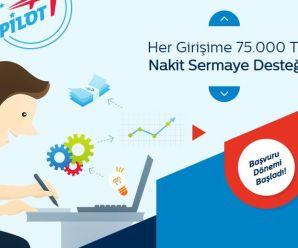 Türk Telekom'dan Girişimcilere 75 000 TL Destek