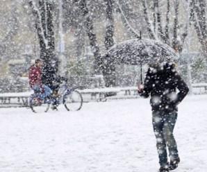 Üniversitelere de kar tatili