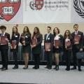 Çevre Lisesi öğrencileri Harvard MUN Konferansına katıldı