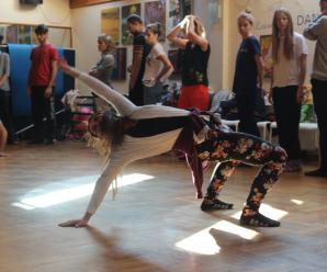 Dansçılar için uzun dönem Avrupa Gönüllü Hizmeti başvurusu için son gün!