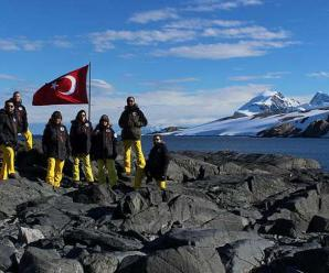 Türk akademisyenlere Antarktika'da araştırma fırsatı