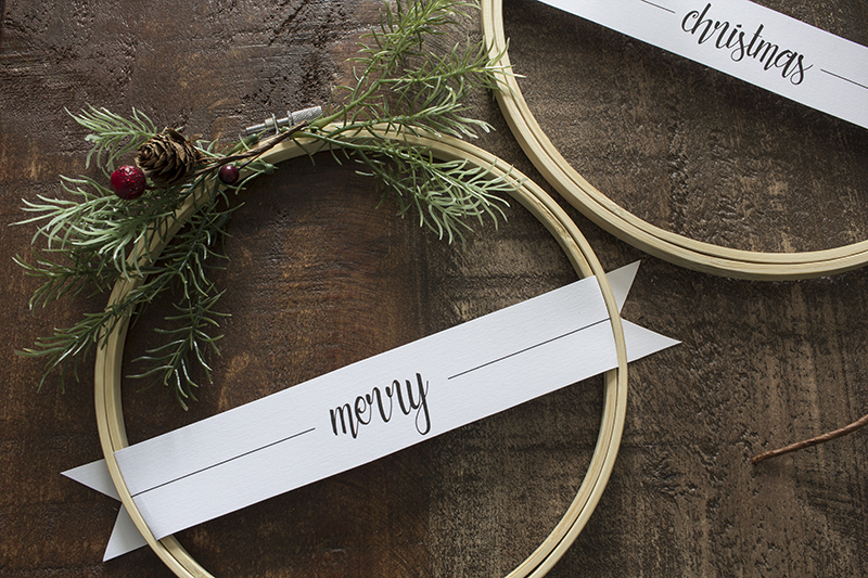 AKA Design Merry Christmas Embroidery Hoop Wreaths 5 BLOG PIC