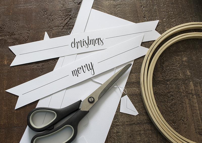 AKA Design Merry Christmas Embroidery Hoop Wreaths Tags BLOG PIC
