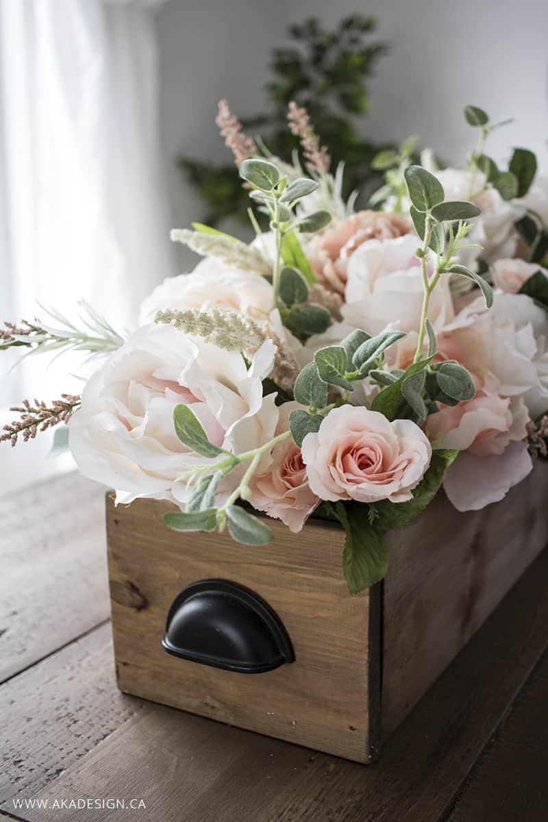 Printable Valentine Gift Flower