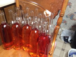Bottling The Strawberry Melomel