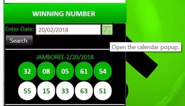 Golden Chance Results Golden Chance Winning Numbers