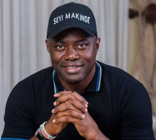 Seyi Makinde Best Photo Seyi Makinde New Photo