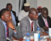 EFCC Staff Meeting EFCC Presents N22Billion Budget To The House Committee On Anti-Corruption And Financial Crimes For 2019