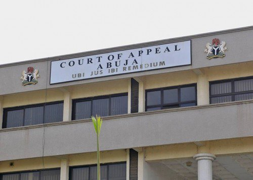 Court Of Appeal Abuja Court Building