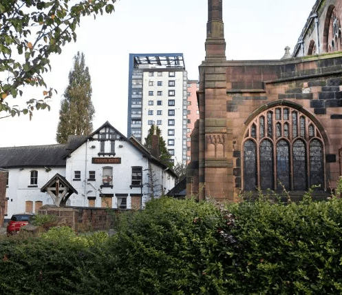 Boy, 17, Raped In Church Graveyard In Greater Manchester