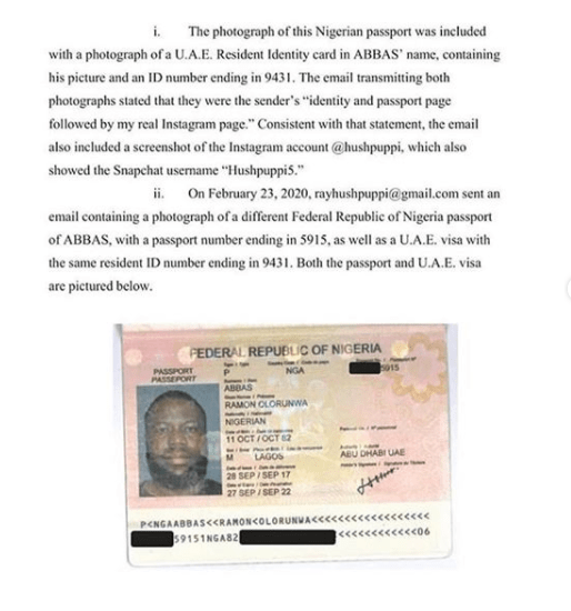 New evidence submitted against Hushpuppi in California lindaikejisblog 6