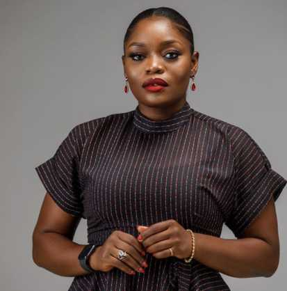 EndSARS: We are loosing focus and trivializing our frustration if we turn these protests to carnivals – Actress Bisola warns